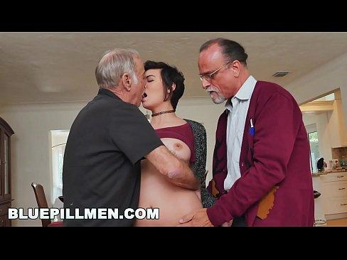 Tieners seks met oude mannen